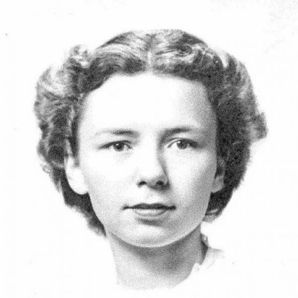 In Memoriam: Colene Van Deusen, Class of '48